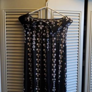 Le Chateau Strapless Summer Gown